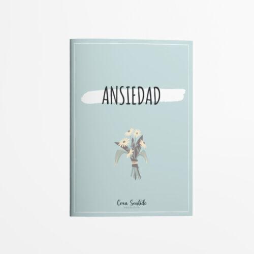 Cuadernillo PDF – Manejo de la ansiedad